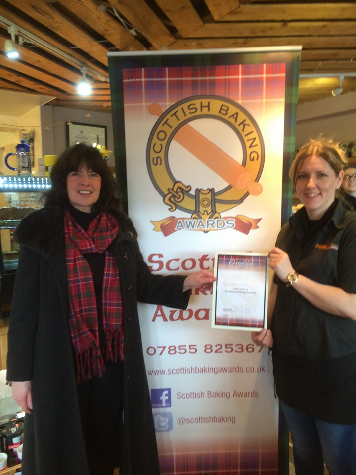 Best café - Mountain Café - Aviemore